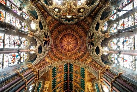 50 красивейших фотографий архитектуры